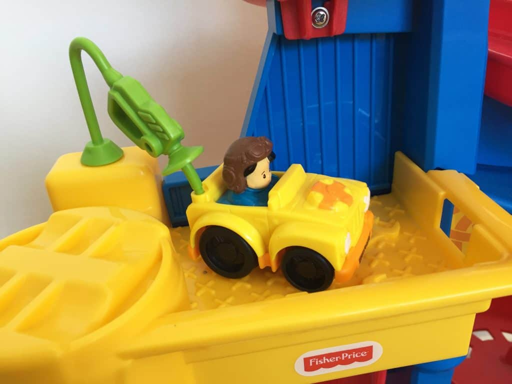 Fisher Price Little People Take Turns Skyway Car