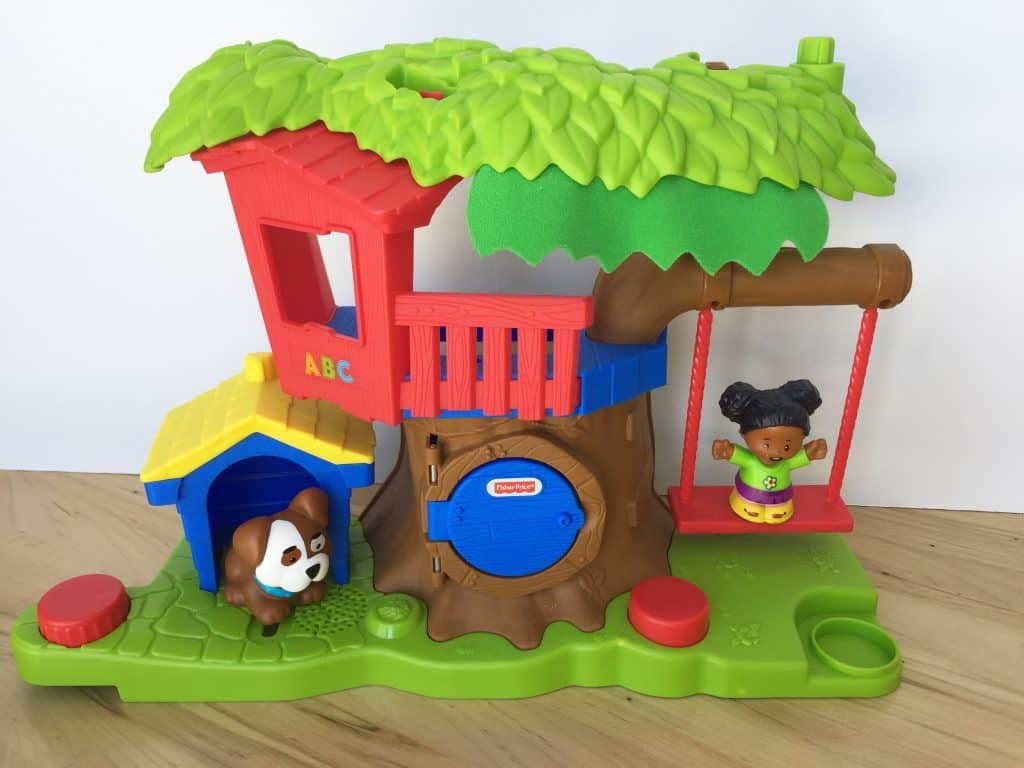 Fisher Price Little People treehouse
