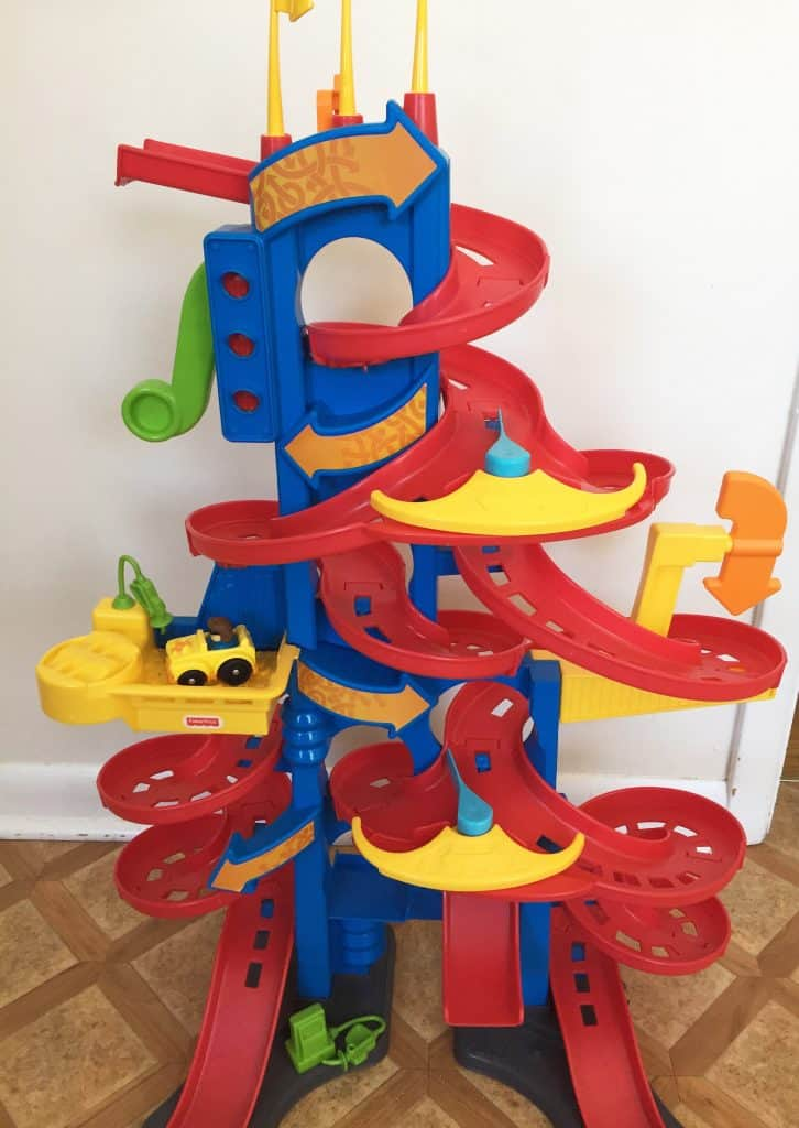 Fisher Price Take Turns Skyway toy
