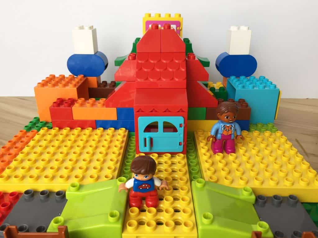 Lego Duplo creation